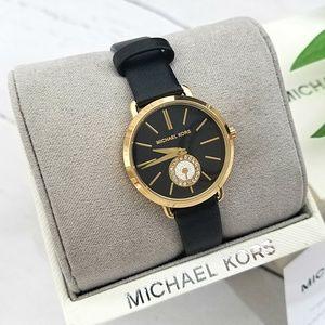 🔥NWT Michael Kors Petite Portia Watch MK2750